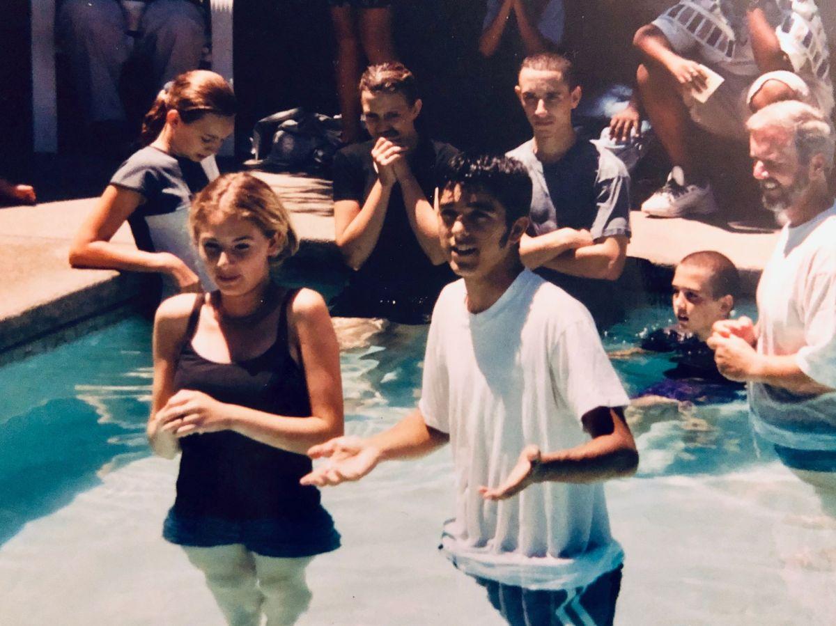 Tiffany Baptism